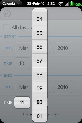 Add One Minute Interval Screenshot 0