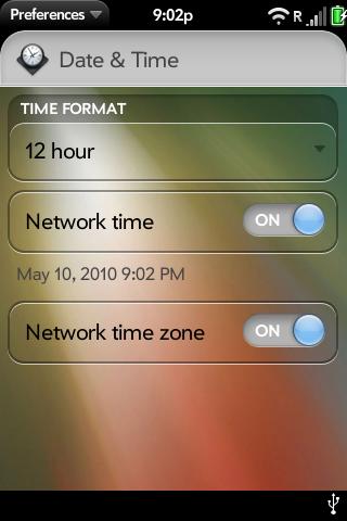 Scrim System Screens Screenshot 2