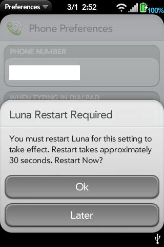Call Duration in Call Log Screenshot 2