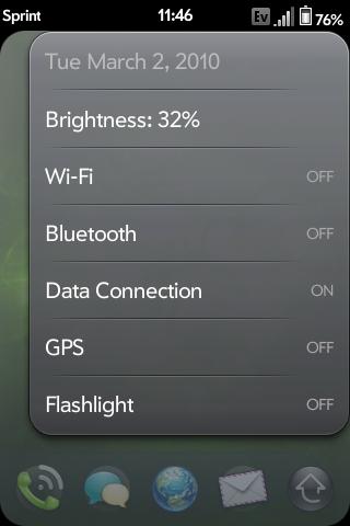 Device Menu Ultramix Screenshot 0