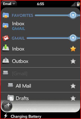 Scrim Email Screenshot 0