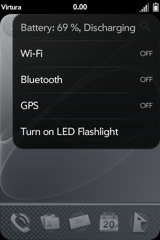 Advanced System Menus - Device Menu (ATT/VZW) Screenshot 0
