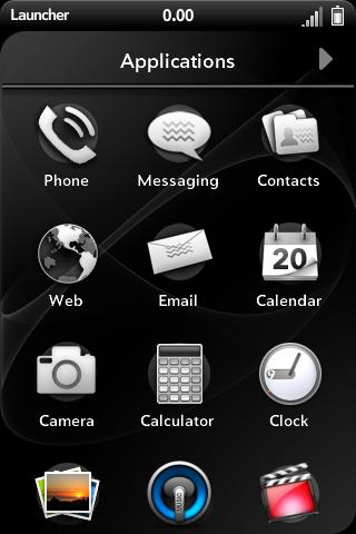 Advanced System Menus - App Menu Screenshot 0