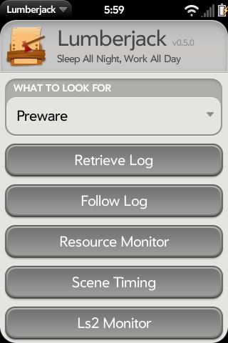 Lumberjack Screenshot 0