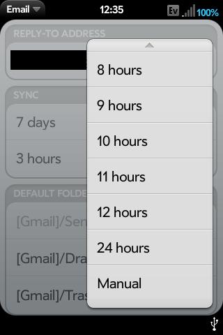 More Sync Times Screenshot 1