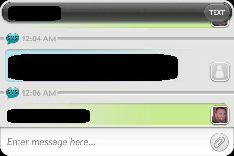 Enable Landscape Messaging Screenshot 0
