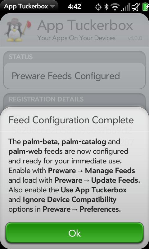 App Tuckerbox Screenshot 7