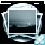 Immediately load high resolution Logo