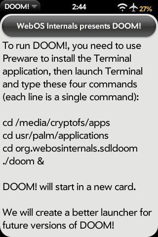 Doom Screenshot 0