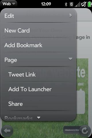 Tweet URL and Title via Twee Screenshot 0