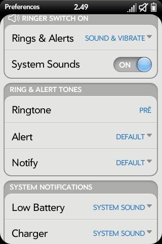 Advanced System Prefs - System Prefs (ATT/VZW) Screenshot 0
