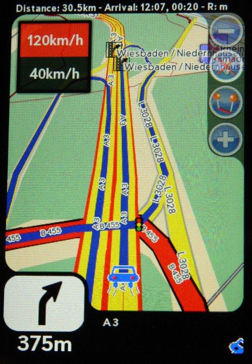 Navit - Car navigation system Screenshot 0