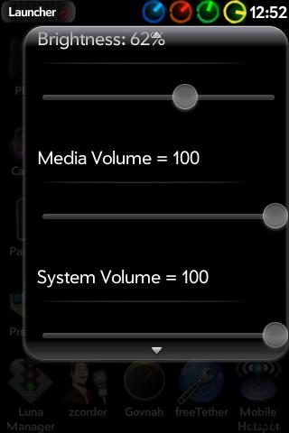 Device Menu Maxed Out Ultra Screenshot 1
