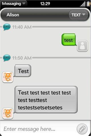 iPhone Style Screenshot 0