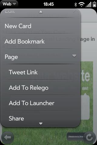 Tweet via Twee and Add to Relego Screenshot 0
