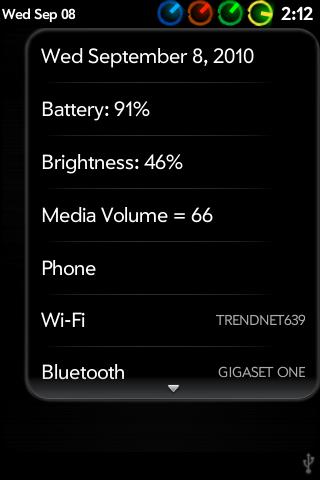 Device Menu Maxed Out Screenshot 0