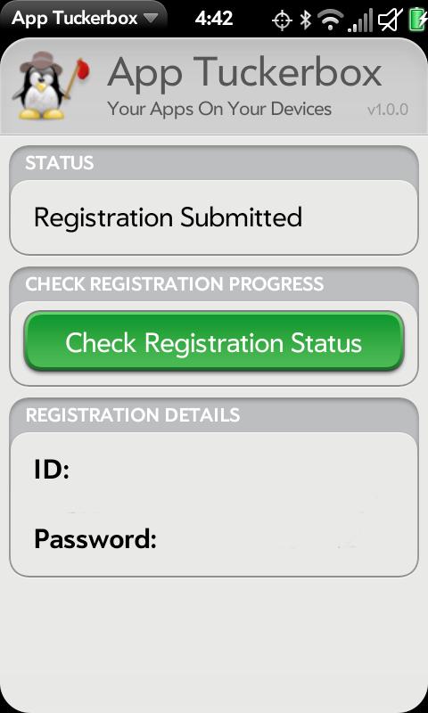 App Tuckerbox Screenshot 5