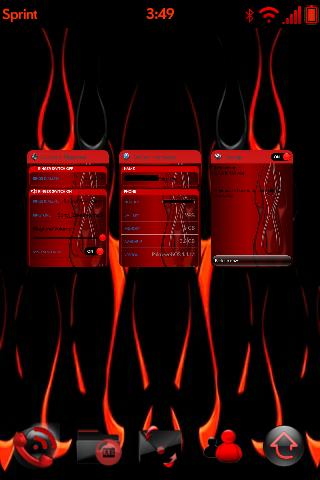 Scrim System Screens Screenshot 1