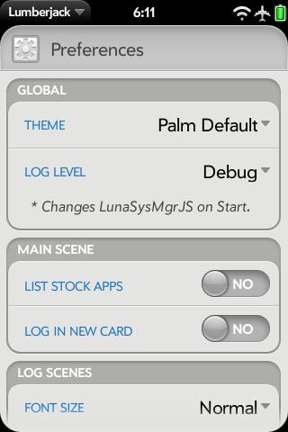 Lumberjack Screenshot 6